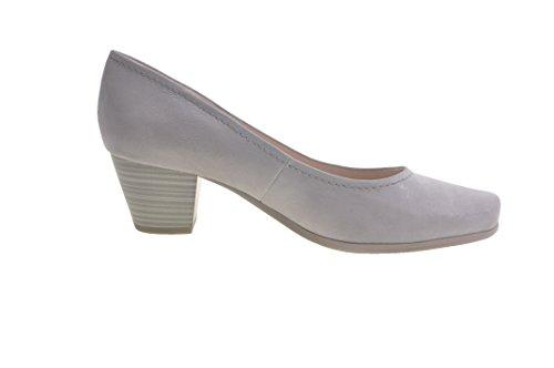 Caprice 9-22411-26, Scarpe col tacco donna grigio Grau Metallic 37 Grau