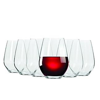 Maxwell-Williams-540-ml-Vino-ohne-Stiel-rot-Wein-Glas-Set-von-6
