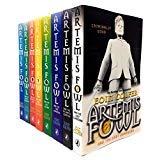 Artemis Fowl Collection 8 books set (Artemis Fowl; Time Paradox; Atlantis Com...