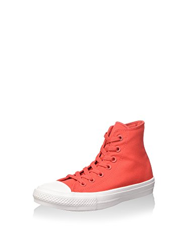 Converse Chuck Taylor All Star Ii Hi, Gymnastique mixte adulte red