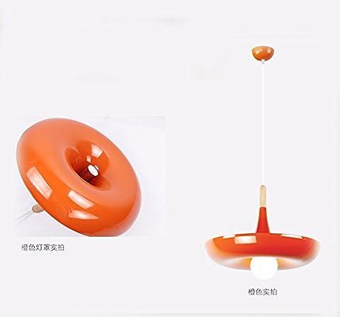 LighSCH Lustres Bonsai Country-Style led orange de l'usine jusqu'à 400 mm