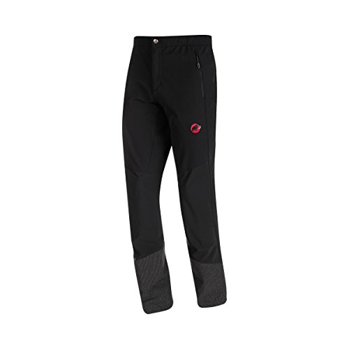 Mammut Herren Softshell Skitouren-Hose Base Jump Advanced (Base Skihose)
