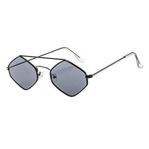 XMoments Frauen männer vintage retro brille unisex rhombus sonnenbrillen brillen transparente aviator flache linsen eyewear fashion goggles Sport Brillenband Polarisierte Sonnenbrillen