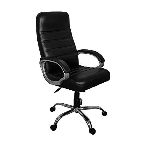 CELLBELL C99 High Back Revolving Boss Chair [Black]