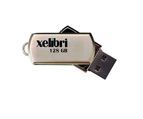 Xelibri Memories USB 3.0 128 GB Flash-Laufwerk Gold