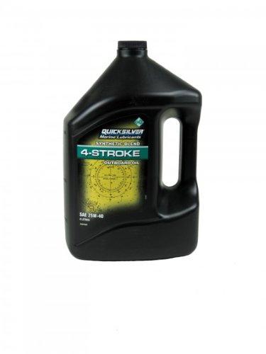 Quicksilver Synthetic 4-Takt Außenborder Öl 4L -