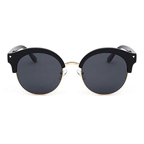 RXRENXIA Sonnenbrille Retro Metall Polarisierte UV400 UV Sport Im Freien Fahren Gläser (Unisex) Metallrahmen/AC-Objektiv