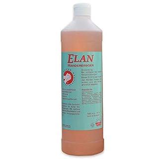 (EUR 8,30/1000 ml) 1Ltr. flüssiger Handreiniger für starke Verschmutzungen ELAN Azett