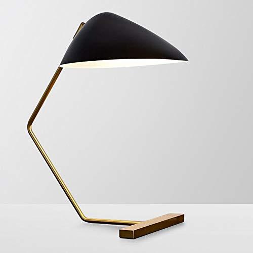 Caveman Dekorationen - CAVEMAN Tischlampe Leder Nachttischlampe Schmiedeeisen Persönlichkeit