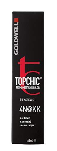 Goldwell Topchic Elumenated Haarfarbe 4N KK, 1er Pack (1 x 60 ml)