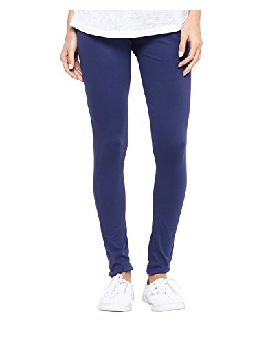 Yepme Women's Blue Cotton Leggings - YPWLGGN5170_XS  available at amazon for Rs.149