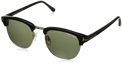 Tom Ford Sonnenbrille FT0248_PANT_05N (53 mm) Black, 53