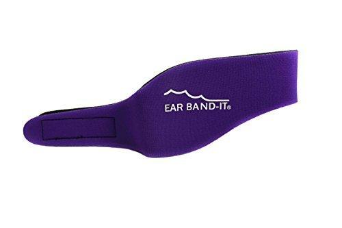 Swim Stop Ear Band-it - Bandas protectoras oídos