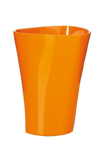 Ridder 22170114 - Jarrón decorativo, color naranja