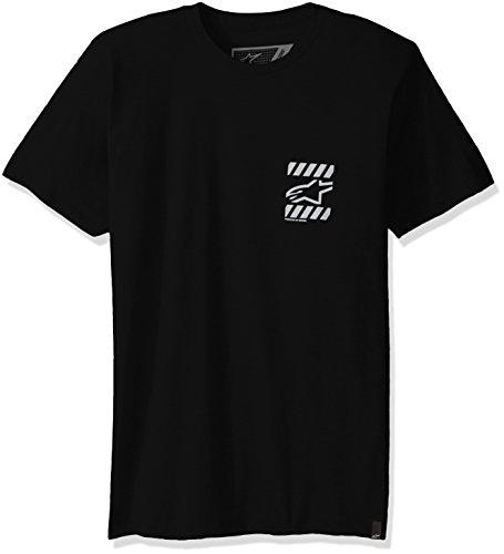 Alpinestars T-Shirt Blatant Schwarz Schwarz