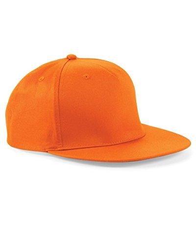 Beechfield - Casquette de Baseball - Homme - Orange - Orange - Taille unique