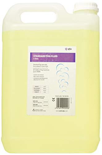 Beamz 1605822-160582 liquido de Humo Standard 5 litros