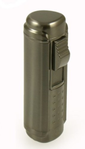 Winjet 221110 Sturmfeuerzeug Titan rote Jetflamme + Punch