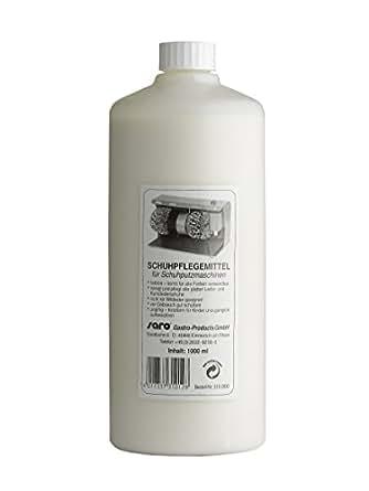 Saro - Crema copriscarpe per scarpe, 1 litro, incolore, utilizzabile per tutti i colori