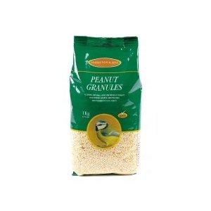 Wild Bird Peanut Granules 1kg by Johnston & Jeff