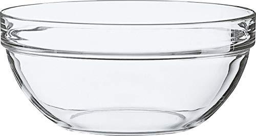 Arc 73112 coppa vetro temperato impilabile, 20 cm