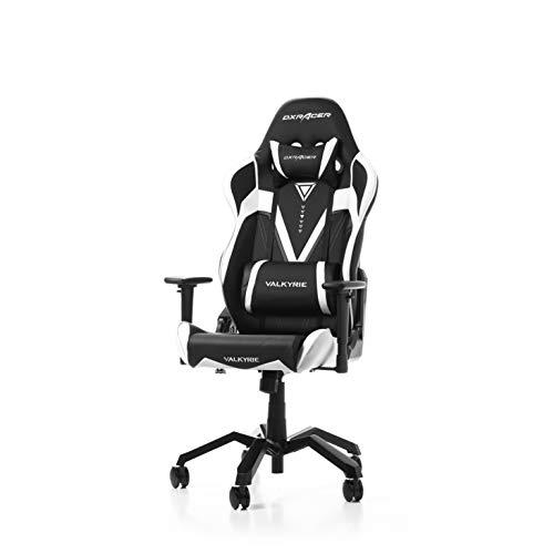 DXracer GC-V03-NW-B1 Chaise de Jeu Noir/Blanc