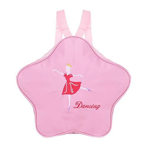 Meijunter Mädchen Balletttasche – Pink Tänzerin Rucks… | 06228788345968