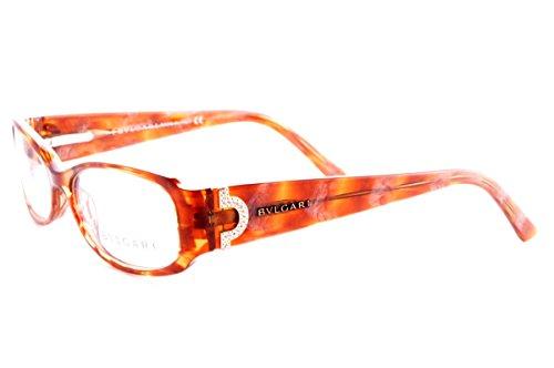Bvlgari 4007 Sichtbrille Brillengestell Glasses Frame Montatura Degli Occhiali La Montura
