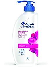 Head & Shoulders Smooth and Silky Anti Dandruff Shampoo, 650ml