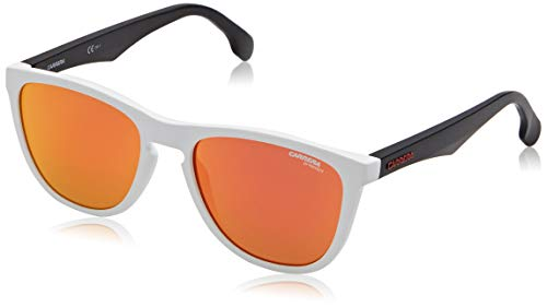 Carrera 6000 70 86M Gafas de Sol, Rojo (Soft Red Havana/BW Black Brown), 50 Unisex Adulto