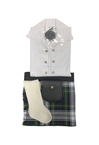 gordon-vestido-cuadros-ropa-de-bebe-ajustable-de-estilo-celta-manguera-sporran-0-24-meses-multicolor