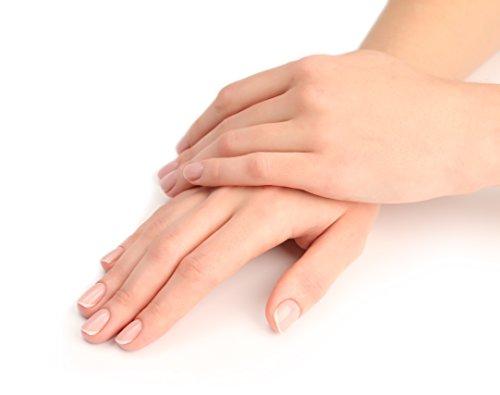 Nagelschere Pamara Premium | Extra scharfe Nagelschere inkl. Etui - scharfer und glatter Schnitt | Maniküre und Pediküre für Damen und Herren