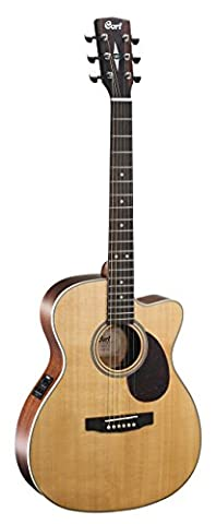 Cort L100O Acoustic Guitar-Natural Satin