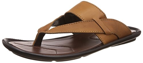 Franco Leone Men's Thong Sandals