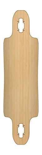 Lush Deck Only Longboard Freebyrd Blank, 11302