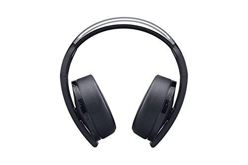 PlayStation 4: Platinum Wireless Headset - Platinum