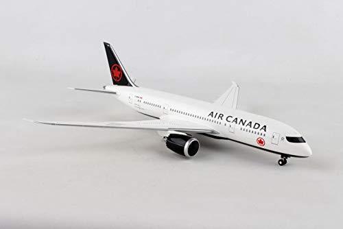 Daron Air Canada 787-8 mit Getriebe ohne Ständer Reg#C-GHPQ (1:200)