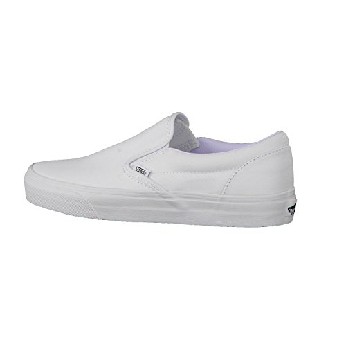 Vans U Classic Slip-on, Baskets mode mixte adulte Blanc