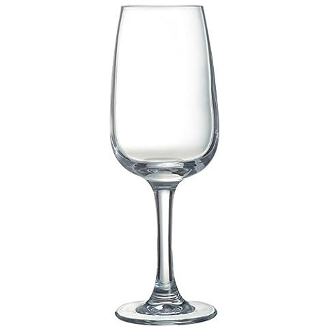 Chef & sommelier dp099Cabernet Port ou verre à Sherry, 4,25oz, hauteur 150mm x 54mm Diamètre (Lot de 6)