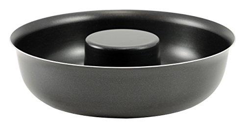 Pentole agnelli cofa43724 family cooking rame e pasticceria ciambella alluminio antiaderente, diametro 24 cm