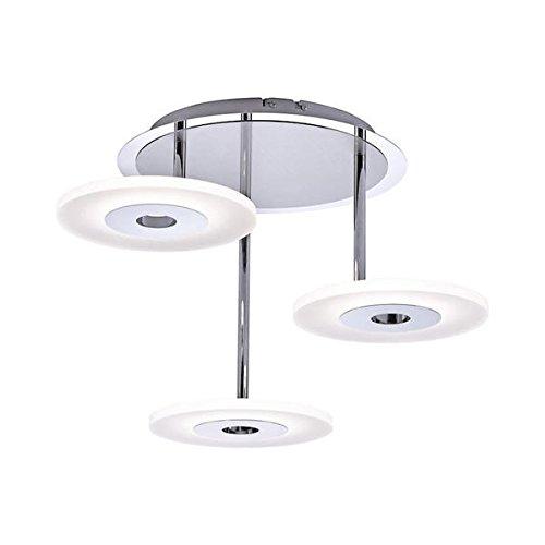 Paul Neuhaus 6446-55 Adali LED Deckenlampe / 3x 13W / 3000K