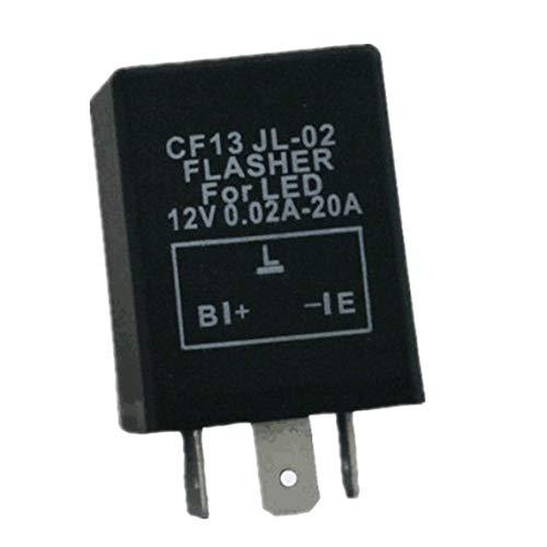 LED universal Shin Yo–Relé intermitente Intermitente Relé de intermitencia Last independientemente
