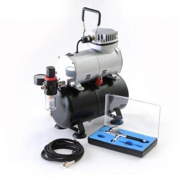 Bayls Airbursh Compressor Kit 2 - Studio