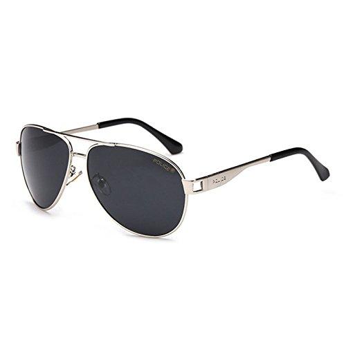 Herren Police Sonnenbrille Polarisieren Außenfahr dunkle -