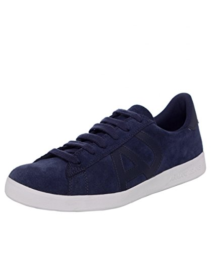 Armani Jeans 935565cc501, Sneakers basses homme Bleu Marine