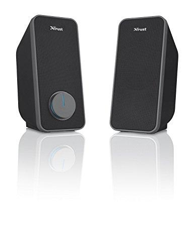 Trust Arys 2.0 Speaker for PC, Laptop - Black