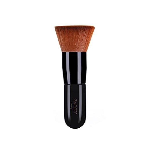 Emocci Brosse de Maquillage de Brosse Poudre Contour Blush Correcteur Fondation Pinceaux Cosmétique Brosse Set Outils