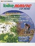Bike NAVIC, CD-ROMs : Dachstein-Tauern-Region, Lungau/Katschberg, Salzburger Sportwelt Amade, 1 CD-ROM 42 Mountainbike-Touren in Österreich. Für Windows ab 3.1 und MacOs ab 7.1. 1323 Kilometer, 33827 Höhenmeter