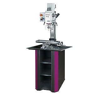 Stürmer Optimum 3338116 Fräsmaschine OPTImill BF 16Vario (Sicherheitselektrik, Bohr-Fräskopf neigbar +-90°)