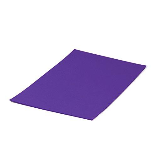Pryse Eva - Goma, 50 x 65 cm, color lila oscuro